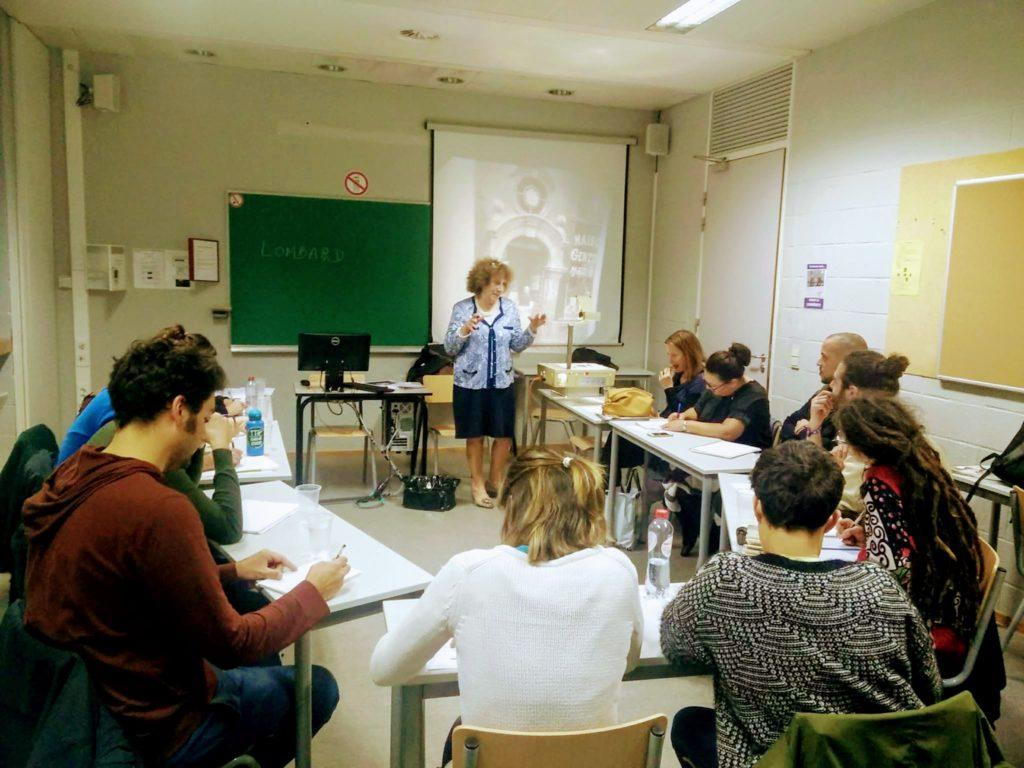 Anne Morelli, historienne spécialiste de l'immigration en Belgique